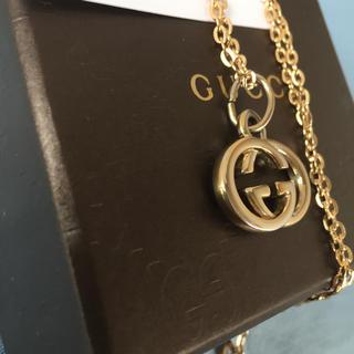 Gucci - 正規品 グッチ ゴールドネックレス
