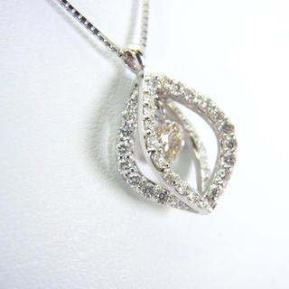 アーカー(AHKAH)のダイヤモンド ネックレス(ネックレス)