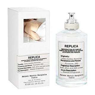 マルタンマルジェラ(Maison Martin Margiela)のマルジェラ 香水 レイジーサンデーモーニング(ユニセックス)