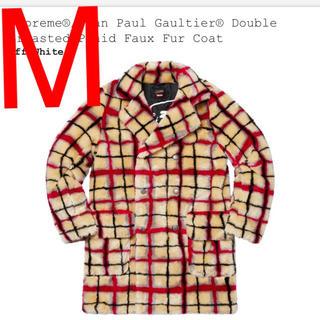 シュプリーム(Supreme)のSupreme Jean Paul Gaultier Fur Coat(毛皮/ファーコート)