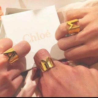 クロエ(Chloe)のChloe(リング(指輪))