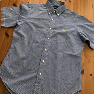 ラルフローレン(Ralph Lauren)の美品 メンズ ラルフローレン  シャツ Lサイズ(シャツ)