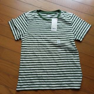 ユニクロ(UNIQLO)のUNIQLO 新品 Tシャツ(Tシャツ(半袖/袖なし))