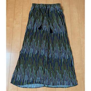 H&M - H&M スリット ロングスカート