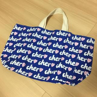 シェル(Cher)の Φcher トートバッグΦエコバッグ、サブバッグ、スナイデル、シェル、ダズリン(トートバッグ)