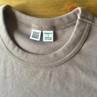 ユニクロ(UNIQLO)のUNIQLO U  Tシャツ(Tシャツ(半袖/袖なし))