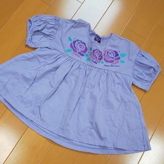 ANNA SUI mini - アナスイミニ 120 薔薇刺繍