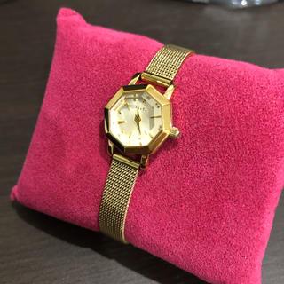 アガット(agete)のagete 腕時計 ゴールド(腕時計)