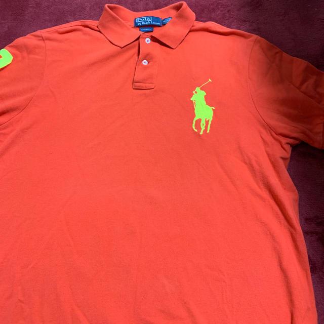 Ralph Lauren(ラルフローレン)のラルフローレン 半袖 ポロシャツ メンズのトップス(ポロシャツ)の商品写真