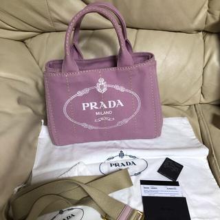 プラダ(PRADA)のプラダ  カナパ (トートバッグ)
