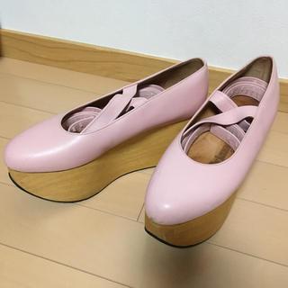 ヴィヴィアンウエストウッド(Vivienne Westwood)のVivienne Westwood ロッキンホース バレリーナ(ローファー/革靴)