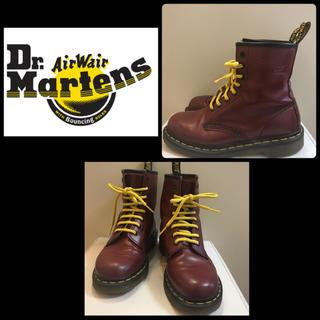 ドクターマーチン  8ホール ブーツ