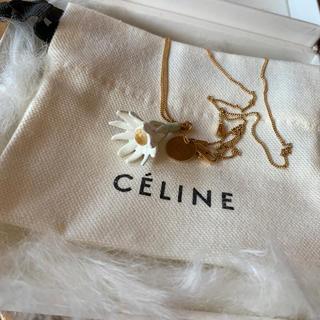 セリーヌ(celine)のceline ネックレス マーガレット(ネックレス)