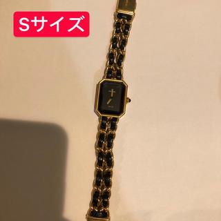 シャネル(CHANEL)のシャネル プルミエール  腕時計  Sサイズ(腕時計)