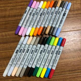 TOOLS - コピック チャオ COPIC ciao 24本 24色 新品