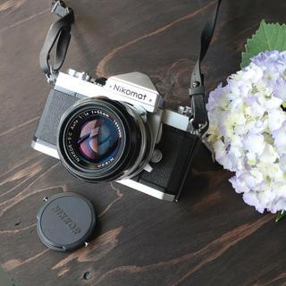 ニコン(Nikon)の完動品‼️nikomat ftn 一眼フィルムカメラ 初心者の方にもおすすめ‼️(フィルムカメラ)