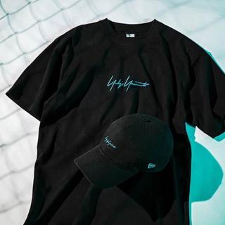 ヨウジヤマモト(Yohji Yamamoto)のYohji YamamotoxNew Era® Tシャツ L(Tシャツ/カットソー(半袖/袖なし))