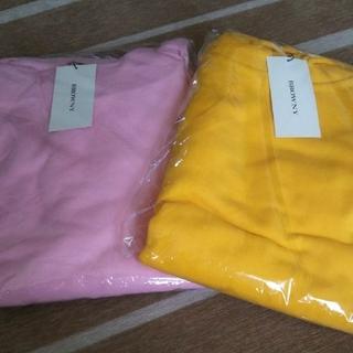 ウィゴー(WEGO)のWEGO/カラー裏毛プルパーカーセット(パーカー)