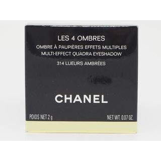 シャネル(CHANEL)のシャネル レ キャトル オンブル 314 ルウール アンブレ 未開封品(アイシャドウ)