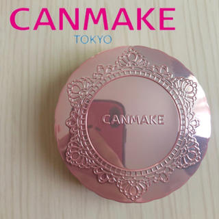 キャンメイク(CANMAKE)の【CANMAKE】トランスペアレントフィニッシュパウダー(フェイスパウダー)