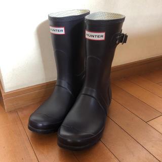 ハンター(HUNTER)のHUNTER レインブーツ 38(レインブーツ/長靴)