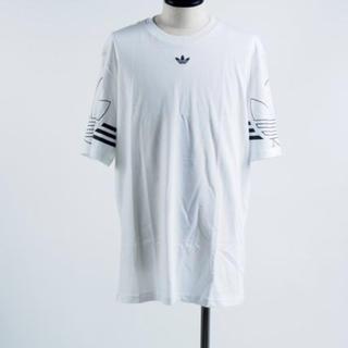 アディダス(adidas)のアディダスオリジナルス トレフォイルロゴTシャツ(Tシャツ/カットソー(半袖/袖なし))