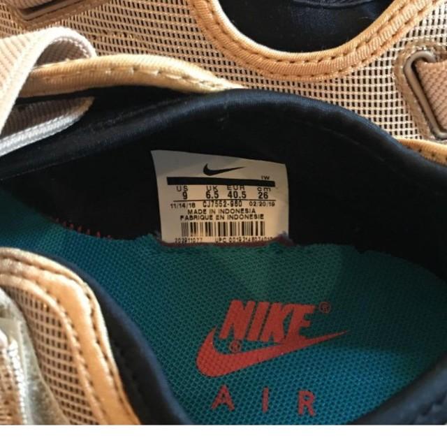 NIKE(ナイキ)のナイキ エアリフト 26cm ゴールド レディースの靴/シューズ(スニーカー)の商品写真