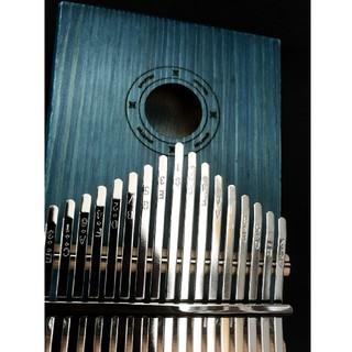 アフリカ民族楽器 カリンバ 17キー 速達レター発送