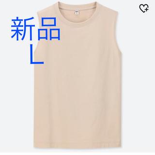 ユニクロ(UNIQLO)のUNIQLO マーセライズコットンt(Tシャツ(半袖/袖なし))