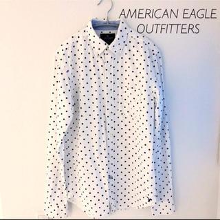 アメリカンイーグル(American Eagle)のアメリカンイーグル 長袖シャツ XS AMERICAN EAGLE (シャツ)