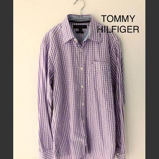 トミーヒルフィガー(TOMMY HILFIGER)のTOMMY HILFIGER チェックシャツ トミーヒルフィガー (シャツ)