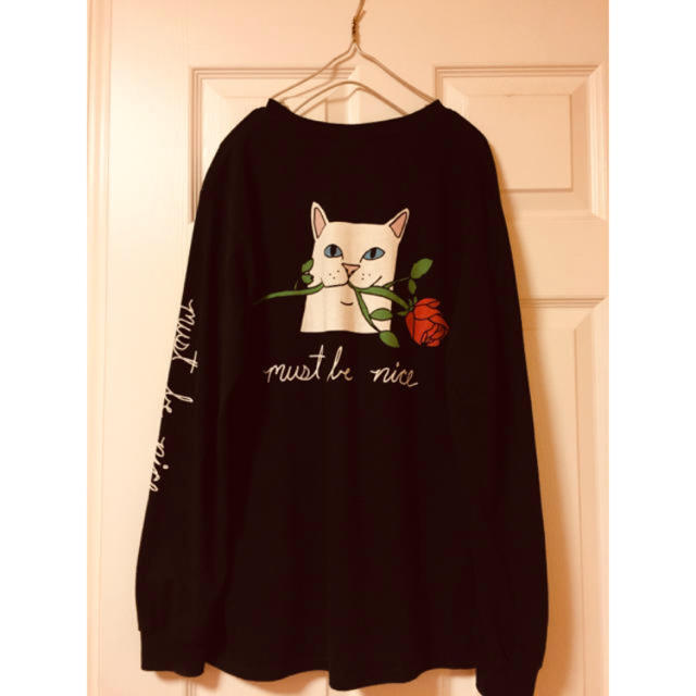 HUF(ハフ)のRIPNDIP Tシャツ メンズのトップス(Tシャツ/カットソー(七分/長袖))の商品写真
