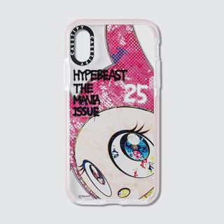 シュプリーム(Supreme)の新品未開封 村上隆 iPhone XSケース(iPhoneケース)