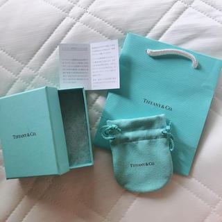 ティファニー(Tiffany & Co.)のTiffanyケースセット(その他)