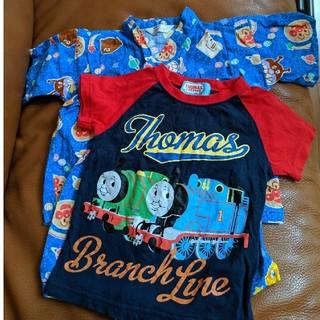 アンパンマン(アンパンマン)のアンパンマン甚平95&トーマスTシャツ100(甚平/浴衣)