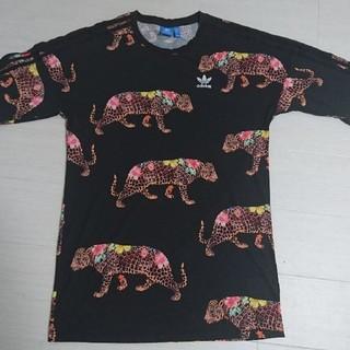 adidas - adidas リタオラ Tシャツ ワンピ オリジナルス NIKE 豹