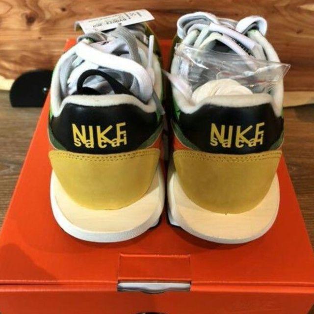 sacai(サカイ)のsacai × NIKE LDV WAFFLE GREEN  メンズの靴/シューズ(スニーカー)の商品写真