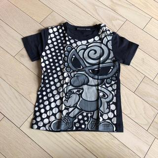 ヒステリックミニ(HYSTERIC MINI)のヒスミニ ドットTシャツ(Tシャツ/カットソー)