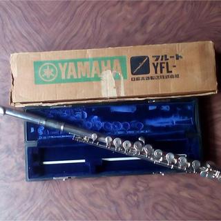 フルート YAMAHA  YFL-31