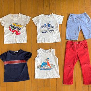 ファミリア(familiar)のファミリア100サイズセット(Tシャツ/カットソー)