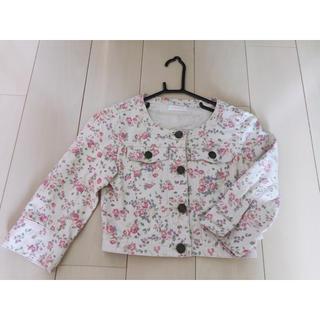 リズリサ(LIZ LISA)のジャケット(Gジャン/デニムジャケット)