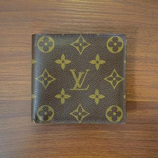 LOUIS VUITTON - LOUIS VUITTON 折り財布 モノグラム