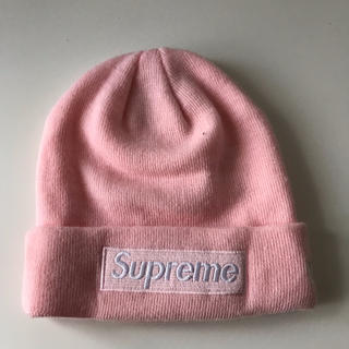 Supreme - supreme ニット帽 値下げしました!