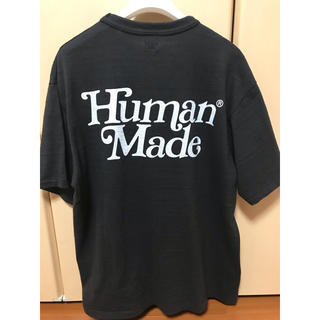 Supreme - human made girls don't cry Tシャツ XL 黒