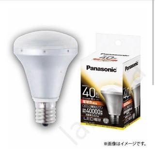 パナソニック(Panasonic)のLEDランプ 新品未使用 E17 ミニレフ電球タイプ(蛍光灯/電球)