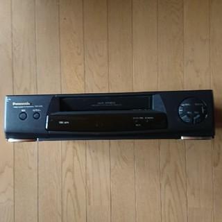 パナソニック(Panasonic)のビデオカセットレコーダーHI-FIタイプ(その他)