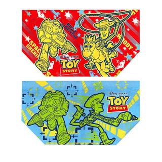 トイストーリー(トイ・ストーリー)の新品 トイストーリー 巾着 2枚セット(ランチボックス巾着)