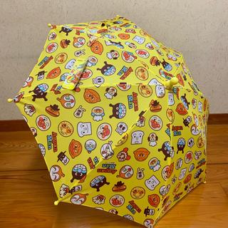 アンパンマン(アンパンマン)の★送料無料 新品★ アンパンマン 安全手開き 傘 40cm イエロー(傘)