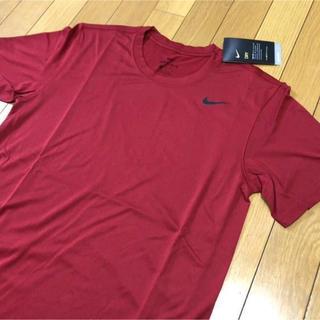 NIKE - 2枚セット新品 NIKE メンズ トレーニング半袖TシャツM 赤ナイキランニング