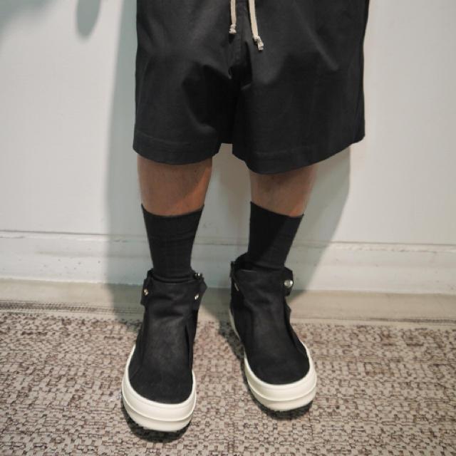 Rick Owens(リックオウエンス)のRick Owens island dunk メンズの靴/シューズ(スニーカー)の商品写真